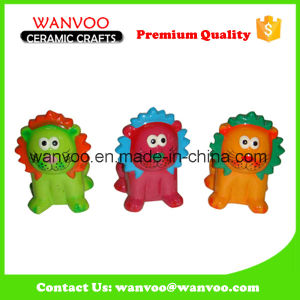 Factory Hand Printing Ceramic Children Money Box Toy for Saving Money pictures & photos