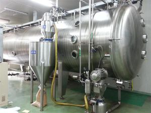 Vacuum Belt Dryer for Malted