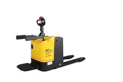 CE Certified Fully Powered Electric Pallet Stacker Forklift (HP47-25) pictures & photos