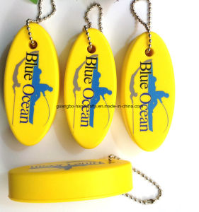 PU Floating Keychain and Keyring pictures & photos