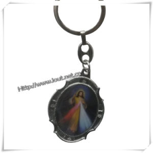 Custom The Metal Keychain with Photo, Key Holder (IO-ck096) pictures & photos