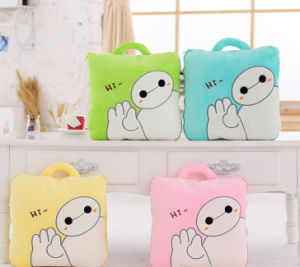 OEM Cute Design Travel Blankets pictures & photos