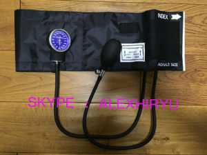 High quality Blood Pressure Monitor Medical Aneroid Sphygmomanometer pictures & photos