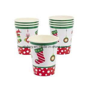 Wholesale with Good Price Christmas Paper Coffee Cups pictures & photos