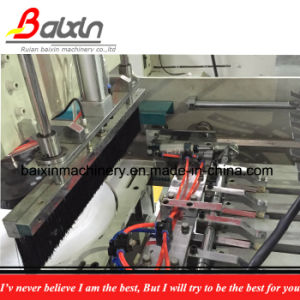 Baixin Machinery Fully Automatic T-Shirt Handle Bag Making Machine< Bxzd> pictures & photos
