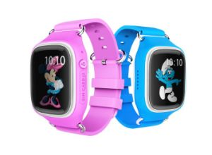Kids Phone Watch GPS Tracker - GPS + Lbs + Wi-Fi Positioning Modes, Pedometer pictures & photos