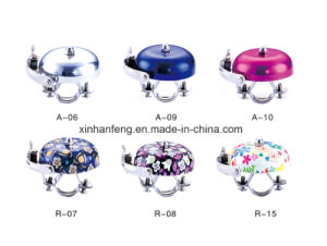 Alloy Bicycle Handlebar Bell with Steel Lever (HEL-209) pictures & photos