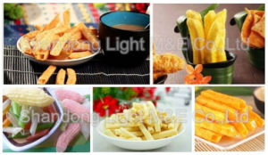 Fried Snacks Food Processing Line (LT80) pictures & photos