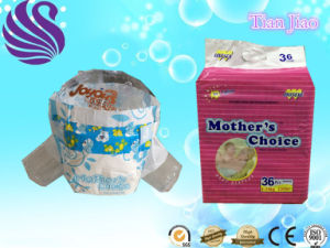 OEM Name Brand Disposable Baby Diaper pictures & photos