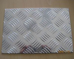 Aluminium Sheet checkered plate diamond pattern pictures & photos