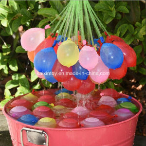 Magic Inflatable Water Toys 111PCS Colorful Balloon Water Balloon (10234420) pictures & photos