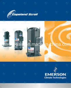 5HP Zb38kqe-Tfd-558 Emerson Copeland Scroll Refrigeration Compressor pictures & photos