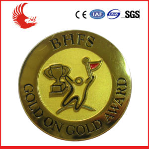 Promotional Cheap Custom Metal Stamping Coins pictures & photos