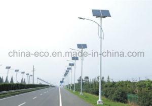 80W Solar Street Light with 8m High Pole