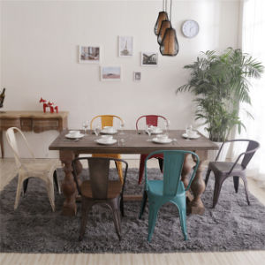 Xavier Pauchard French Industrial Dining Room Furniture (SP-CT678) pictures & photos