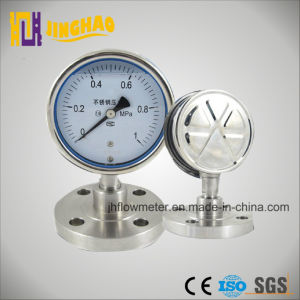 Stainless Steel Pressure Gauge (JH-YL-TNBE) pictures & photos