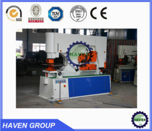 Hydraulic Iron Worker / Punching Machine /Shearing /Cutting (Q35Y-35) pictures & photos