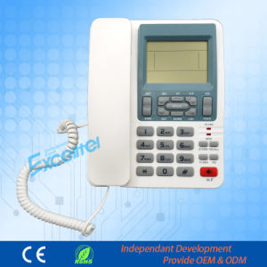 Excelltel Telephone PA001 Analog Caller ID Phone for Businsess pictures & photos