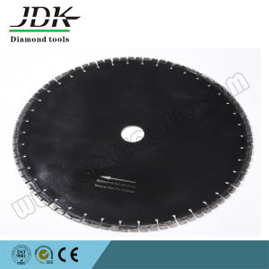 Sharp U Brazed Diamond Saw Blade for Granite Cutting pictures & photos