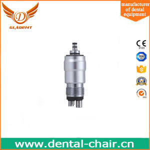 Gladent Ceramic Bearing Portable LED High Speed Dental Handpiece pictures & photos