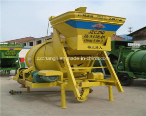 Jzc350 Single Shaft Cement Mixer, Small Concrete Mixer pictures & photos