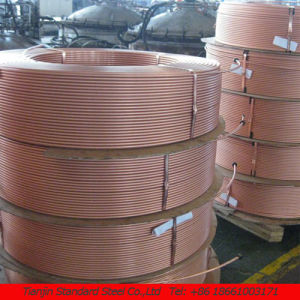 High Quality Carton Packing Pancake Coil Copper Tube for AC pictures & photos