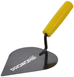 Carbon Steel Bricklayer Trowel with Plastic Handle