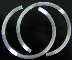 Hot Sell C Shape Fused Silica Quartz Glass Tube Supplier pictures & photos