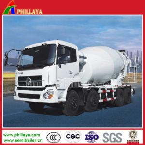 Concrete Mixer Transport Semi Trailer pictures & photos