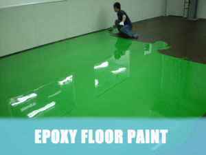 Maydos Epoxy Floor Paint for Concrete Floor Decoration Paint pictures & photos
