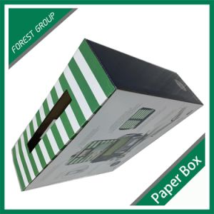 Custom Printed Tool Food Paper Box pictures & photos