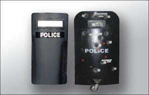 Nij Iiia Aramid Bulletproof Shield pictures & photos