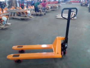 2000kg Hand Pallet Truck with Diverse Fork Sizes pictures & photos