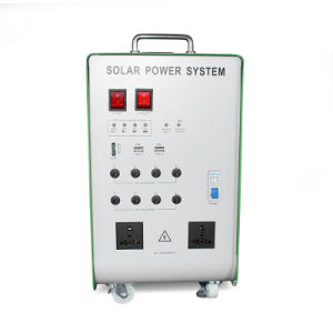 Moveable Solar System 1000W for Home Use pictures & photos