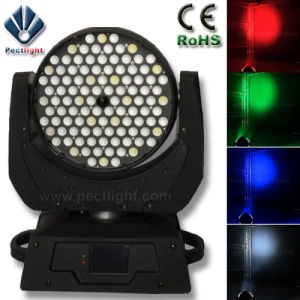Touchscreen 108pcsx3watts LED Moving Head Light pictures & photos