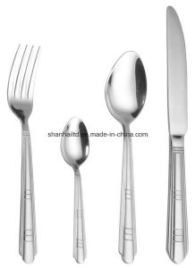 Stainless Steel 24PCS Cutlery Set pictures & photos