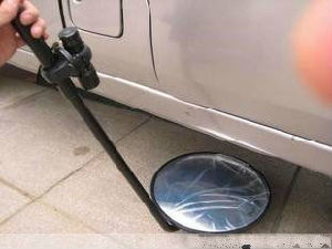 Efficiency Under Vehicle Search Mirror Car Inspection System pictures & photos