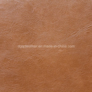 Traditional Design with Soft Handfeeling PU Leather (QDL-53149) pictures & photos