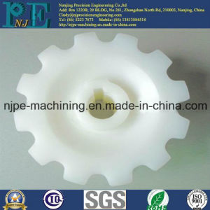 Custom High Precision CNC Machining Plastic Component pictures & photos