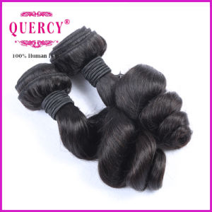 100% Human Hair High Quality Indian Loose Wave Hair Extension pictures & photos