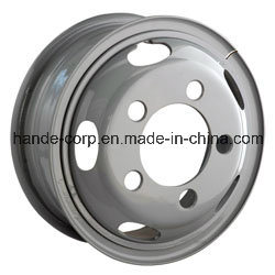 Truck and Trailer TUV Approved Steel Wheel Rim pictures & photos