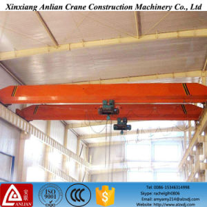 Heavy Duty 5ton Hydraulic Single Girder Workshop Overhead Crane pictures & photos
