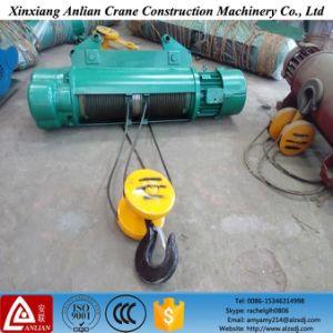 5ton Electric Wire Rope Hoist with Wireless Remote Control pictures & photos