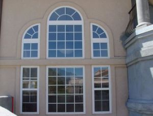 Single Glazed Aluminum Windows pictures & photos