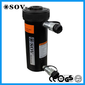 Hollow Plunger Hydraulic Jack Cylinder pictures & photos