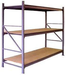 Light Duty Warehouse Shelf Storage Rack for MID East Market pictures & photos