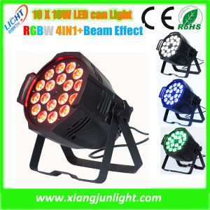 Indoor 18X12W LED PAR Can Light 4 In1 LED Lamp Light pictures & photos