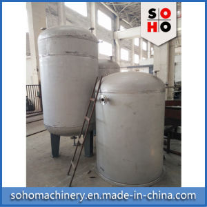 Stainless Steel Horizontal Chemical Storage Tanks pictures & photos