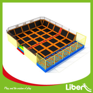 Builders Indoor Trampoline Site pictures & photos