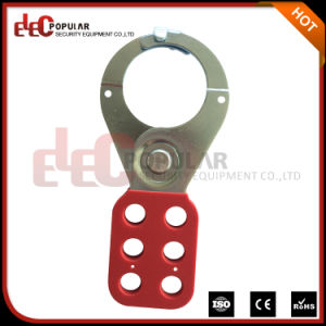 "1.5"" Steel Lockout Hasp with Diameter Jaws pictures & photos"